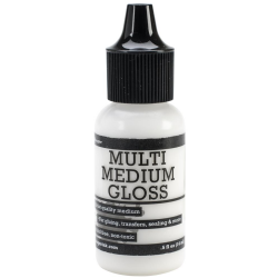 Ranger Multi Medium Gloss Mini .5 fl oz (18 ml)